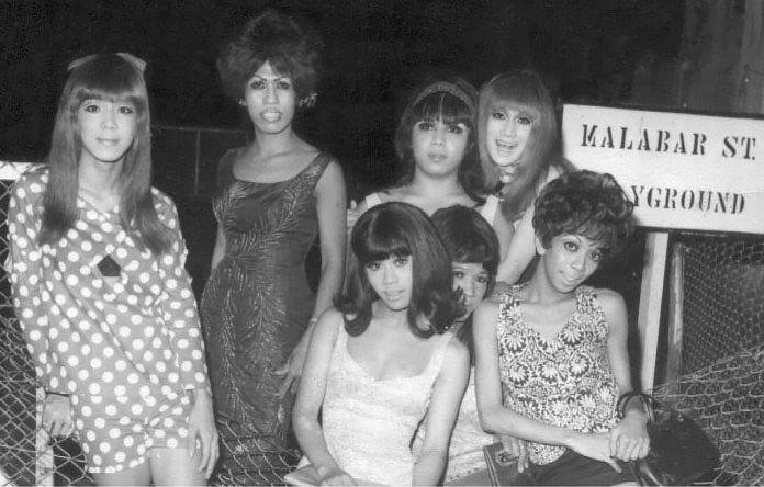 bars Singapore transvestite